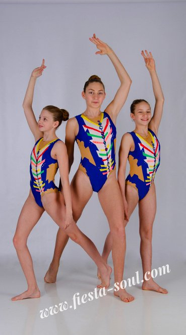 suits forsynchronous swimming