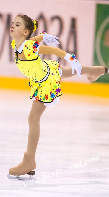 costume for figure skating